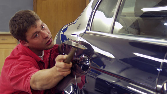 Top Auto Dent Repair Techniques Today S Business And